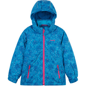 Kamik Maeve Carousel Jacket Girls Pacific Aop